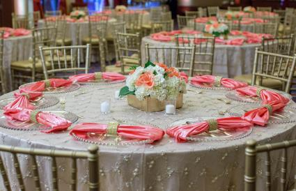 simple table decorating ideas for