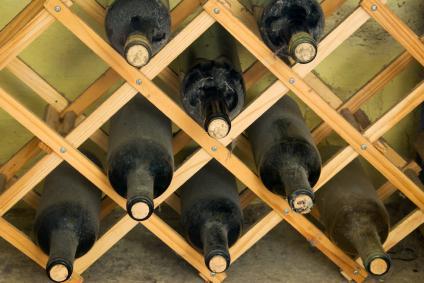 10 free wine rack plans lovetoknow