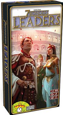 Boite de 7 wonders: Leaders