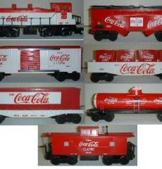 train of coke