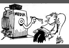 Bildresultat för politically impartial media