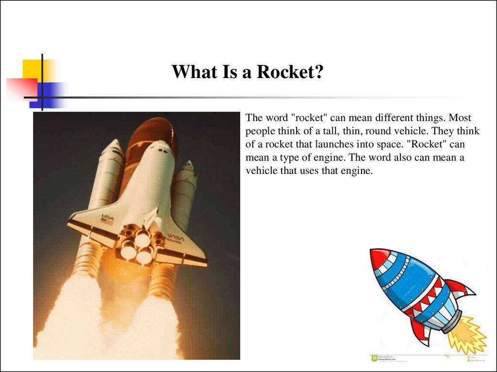 What Is Rocket