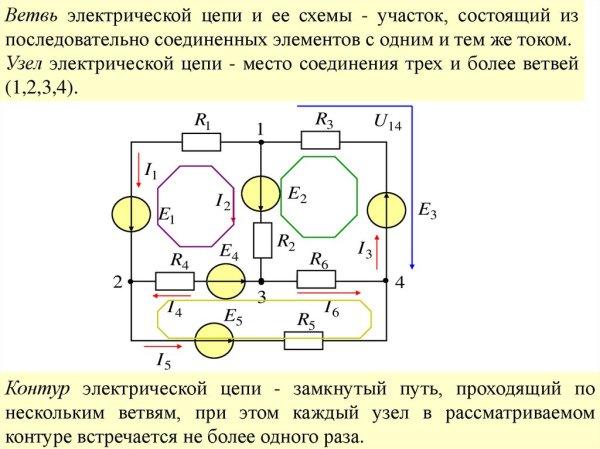 Законы Кирхгофа. (Лекция 2) - презентация онлайн