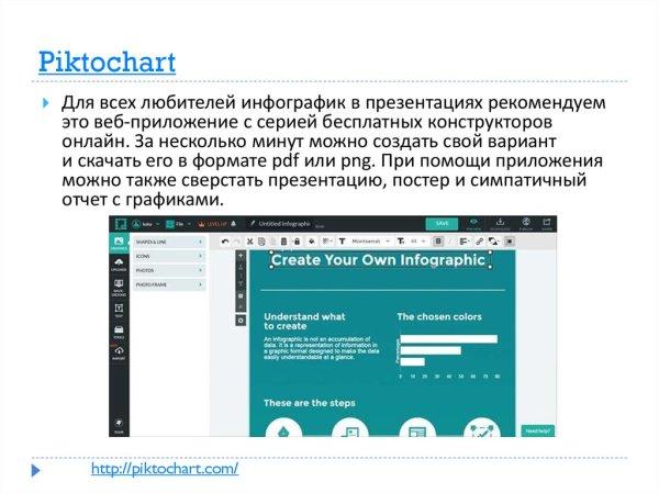 Сервисы для создания презентаций - презентация онлайн