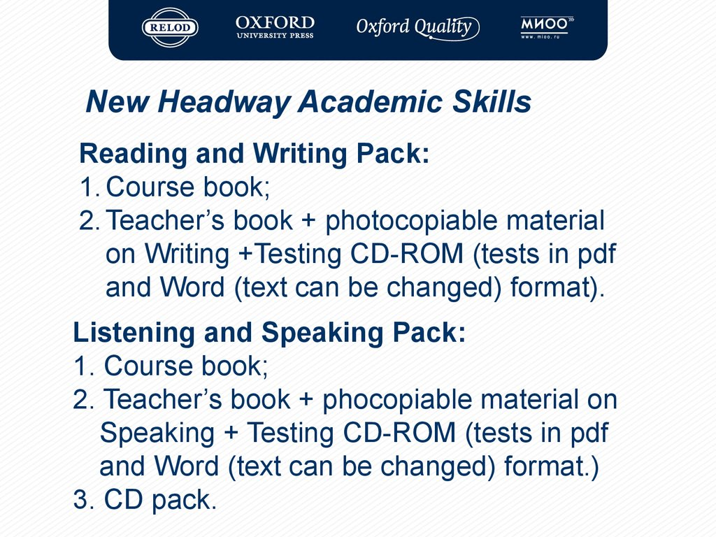 Reading Test For Pre Intermediate Level