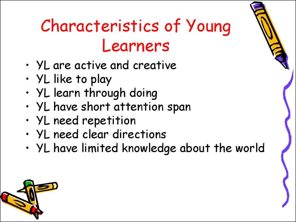 Teaching English To Young Learners Teyl