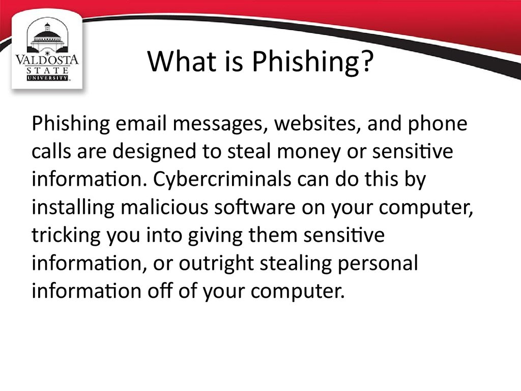 Online Security Technologies