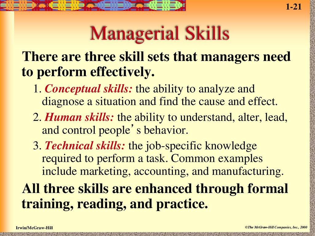 Managers And Managing Session 1 презентация онлайн