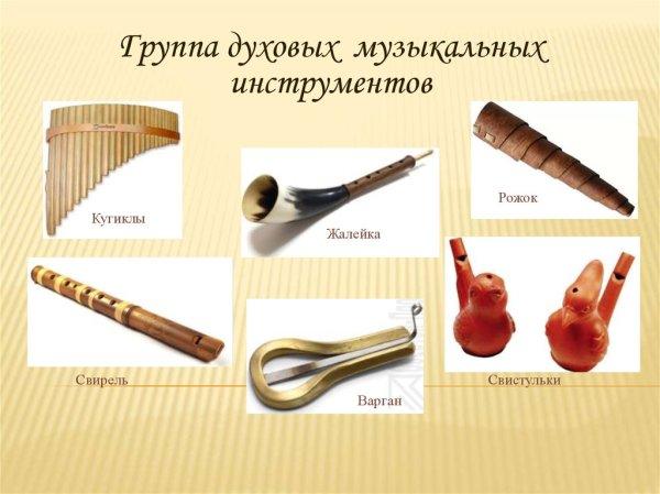 Русские народные музыкальные инструменты презентация онлайн