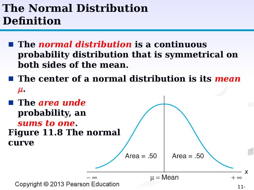 Probabilistic Models Chapter 11