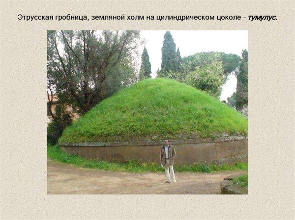 Архитектура Древнего Рима online presentation