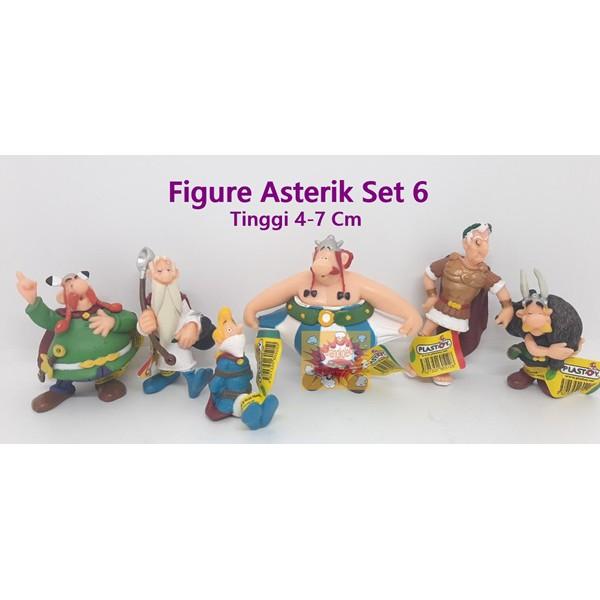 In real life, asterix at 50 will be honoured with concerts,. Figur Asterix Obelix Prajurit Super Paronamix Plastoys Set 6 Termurah Shopee Indonesia