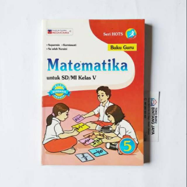 Membahas kunci jawaban matematika kelas 6 sd, ayo mencoba halaman 147148 buku senang belajar matematika kelas 6 sd/mi tentang menghitung. Kunci Jawaban Matematika Kelas 5 Penerbit Mediatama Ilmu Soal