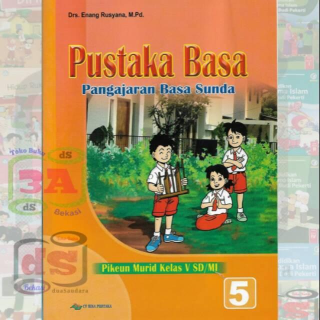 Unduh gratis buku pemahaman memahami alur perencanaan pembelajaran. Pustaka Basa Belajar Bahasa Sunda Sd Kelas 5 Shopee Indonesia