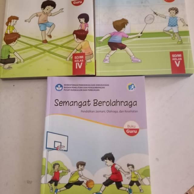 Buku Pjok Kelas 3 Sd Kurikulum 2013 Revisi 2019