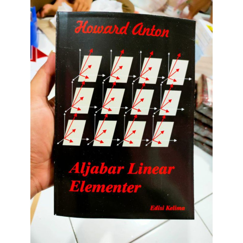Aljabar Linear Howard Anton