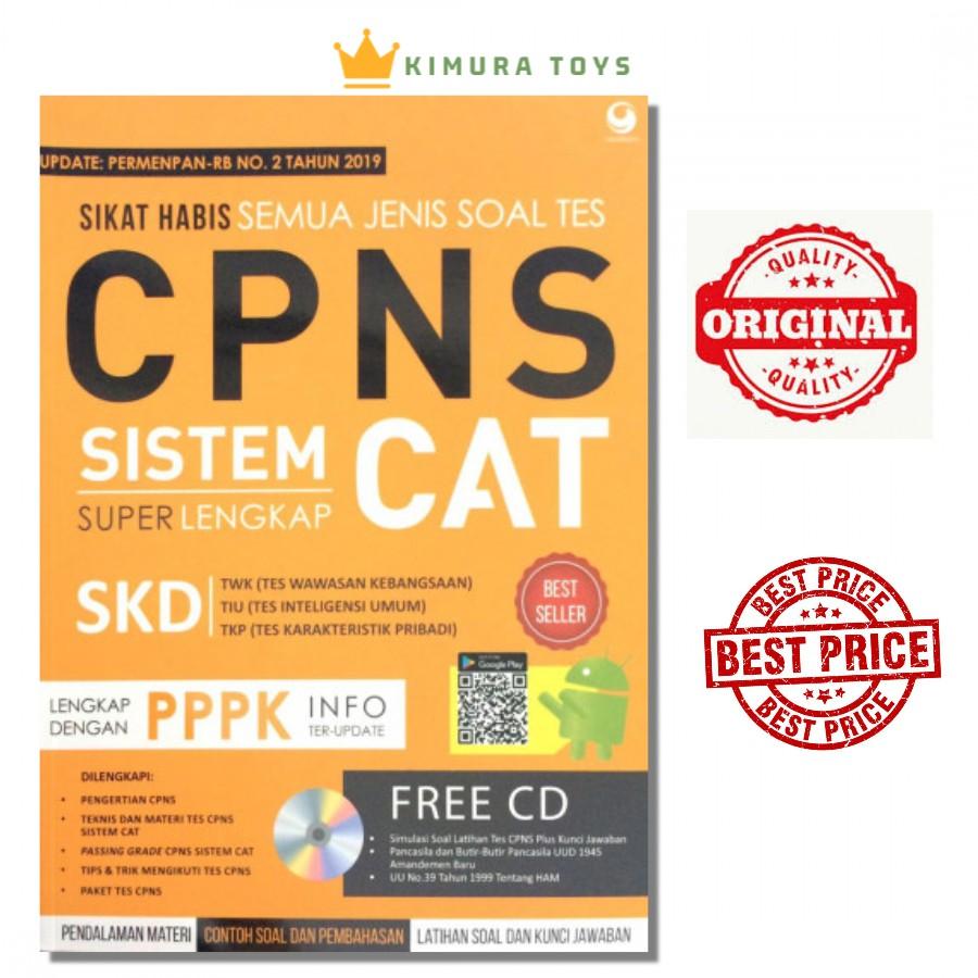 Semua siswa kelas xii harus berseragam ba. Tes Cpns Sikat Habis Semua Jenis Soal Cpns Sistem Cat Shopee Indonesia