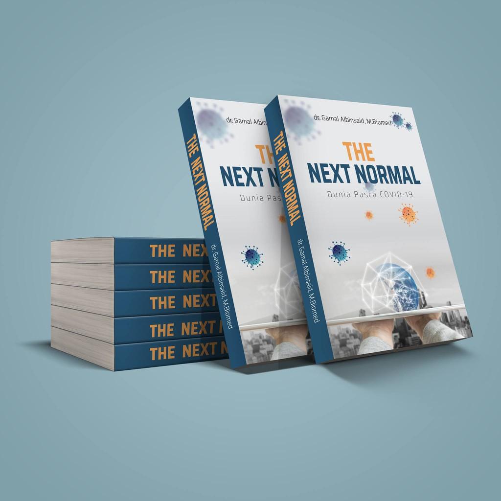 Free 2471+ mockup kemeja pdl psd yellowimages mockups. Ready Stock Buku Original The Next Normal Karya Dr Gamal Albinsaid Gamalalbinsaid Shopee Indonesia