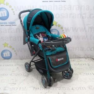 Pliko Adventure 2 Pk 108 Buggy Baby Stroller Kereta Dorong