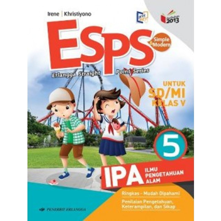 Buku pjok kelas 5 sd kurikulum 2013 pdf bagian buku penting. Buku Ipa Kelas 5 Sd Penerbit Erlangga Pdf - Info Berbagi Buku