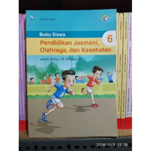 Download Buku Penjas Kelas 3 Sd Penerbit Erlangga Pdf
