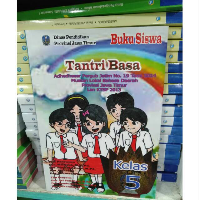 Itu dibuku bahasa jawa tantri basa kelas 5 hal 97 aku nanya no 2. Buku Tantri Basa Kelas 5 Sd Mi Shopee Indonesia
