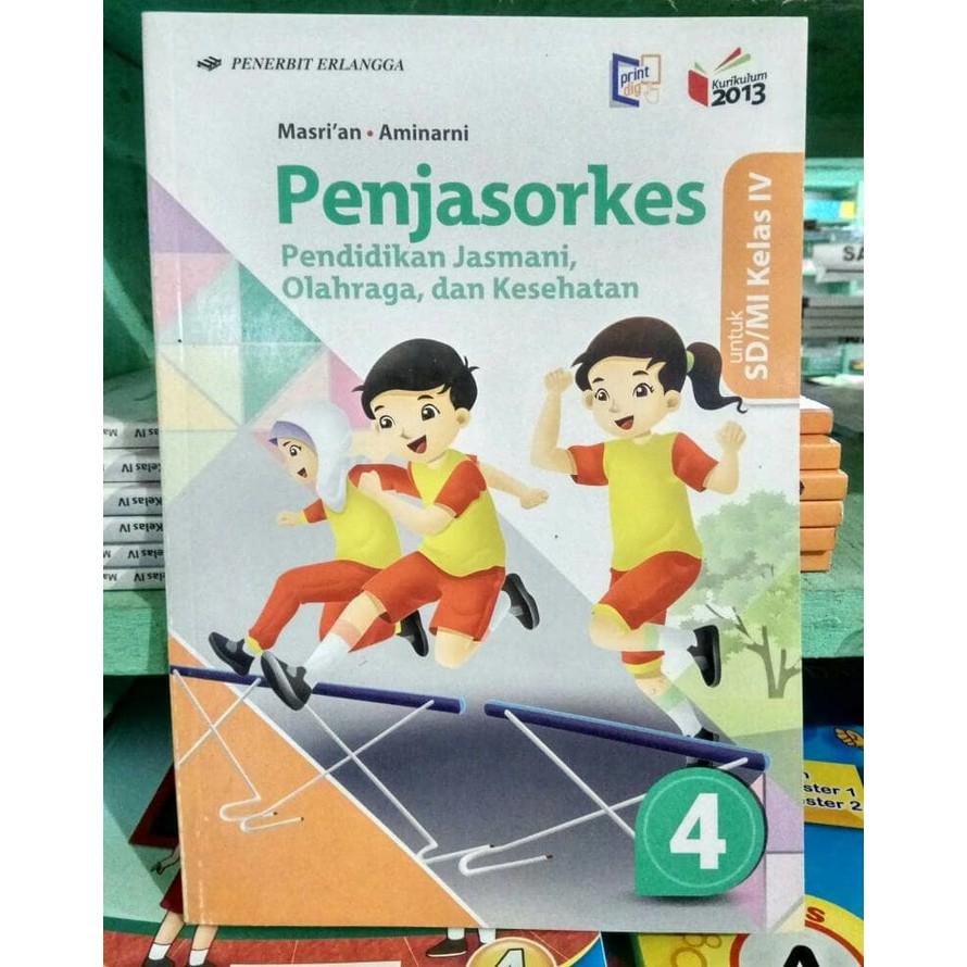 Penjasorkes pendidikan jasmani, olahraga dan kesehatan untuk sd/mi kelas 5 / masri'an , aminarni, ; Download Buku Penjaskes Kelas 5 Penerbit Erlangga Pdf