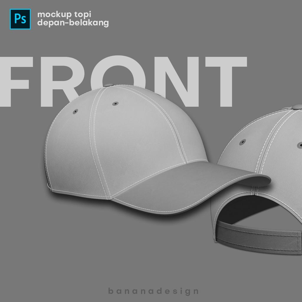Beli koleksi mockup topi online lengkap edisi & harga terbaru august 2021 di tokopedia! Mockup Topi Baseball Template Psd Shopee Indonesia