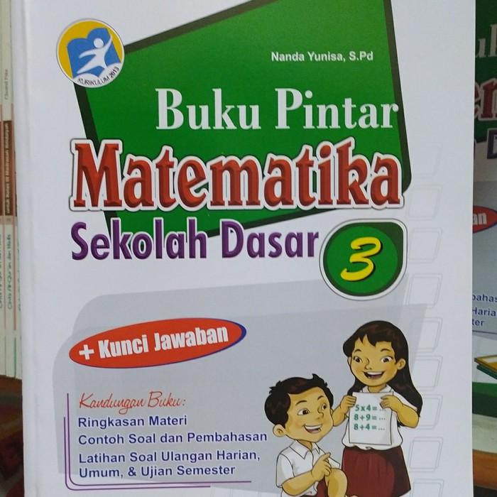 Latihan soal dan kunci jawaban ini dapat membantu siswa/siswi dalam proses pembelajaran secara daring ataupun. Buku Soal Ulangan Harian Matematika Kelas 3 Sd Pembahasan Kunci Jawaban Shopee Indonesia