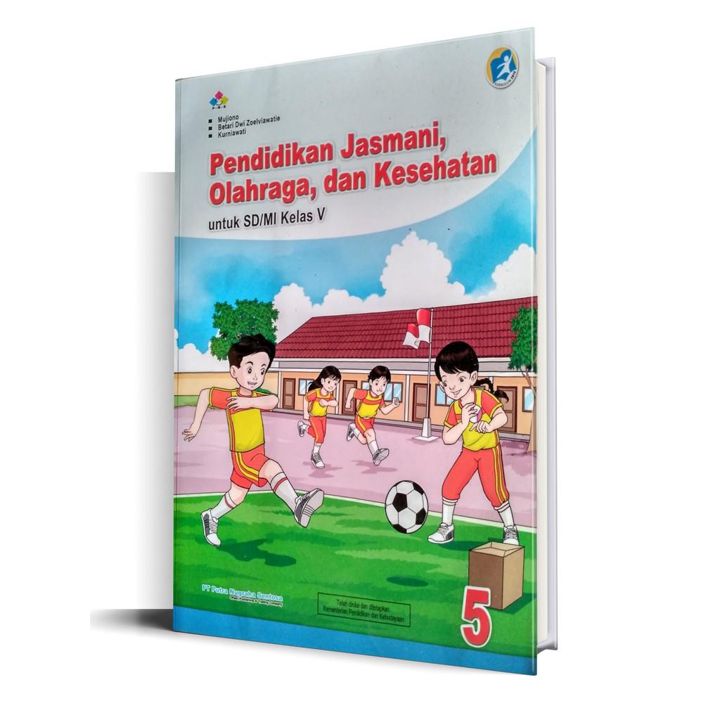 Buku kelas 5 semester 2 fokus pjok / buku soal pjok sd · rp54.000. Buku Pjok Kelas 5 Putra Nugraha Kurikulum 2013 Shopee Indonesia