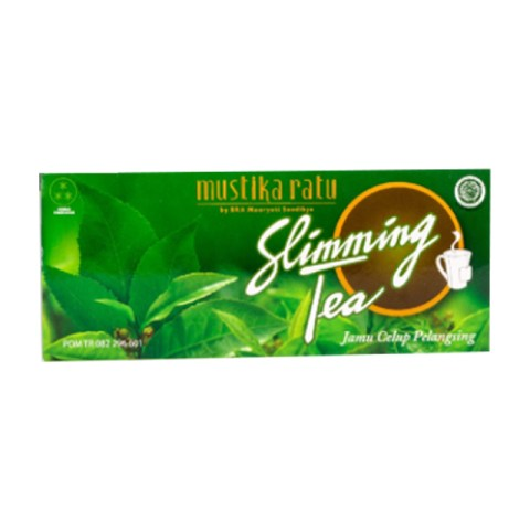 Mustika Ratu Slimming Tea (Isi 30 Bag)