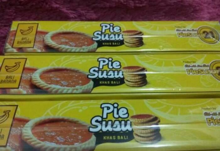 Pie Susu Bali Banana Shopee Indonesia