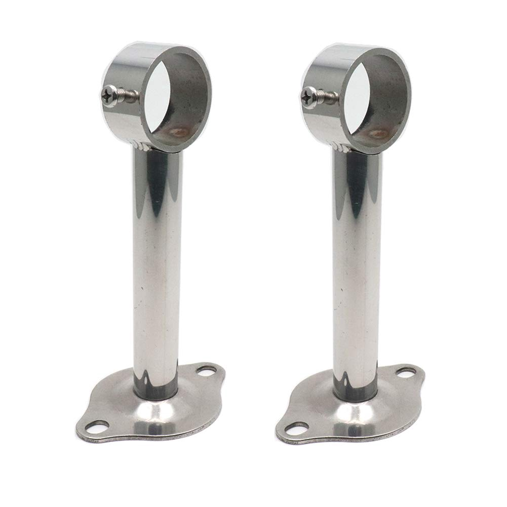 fit 32mm iron curtain pole