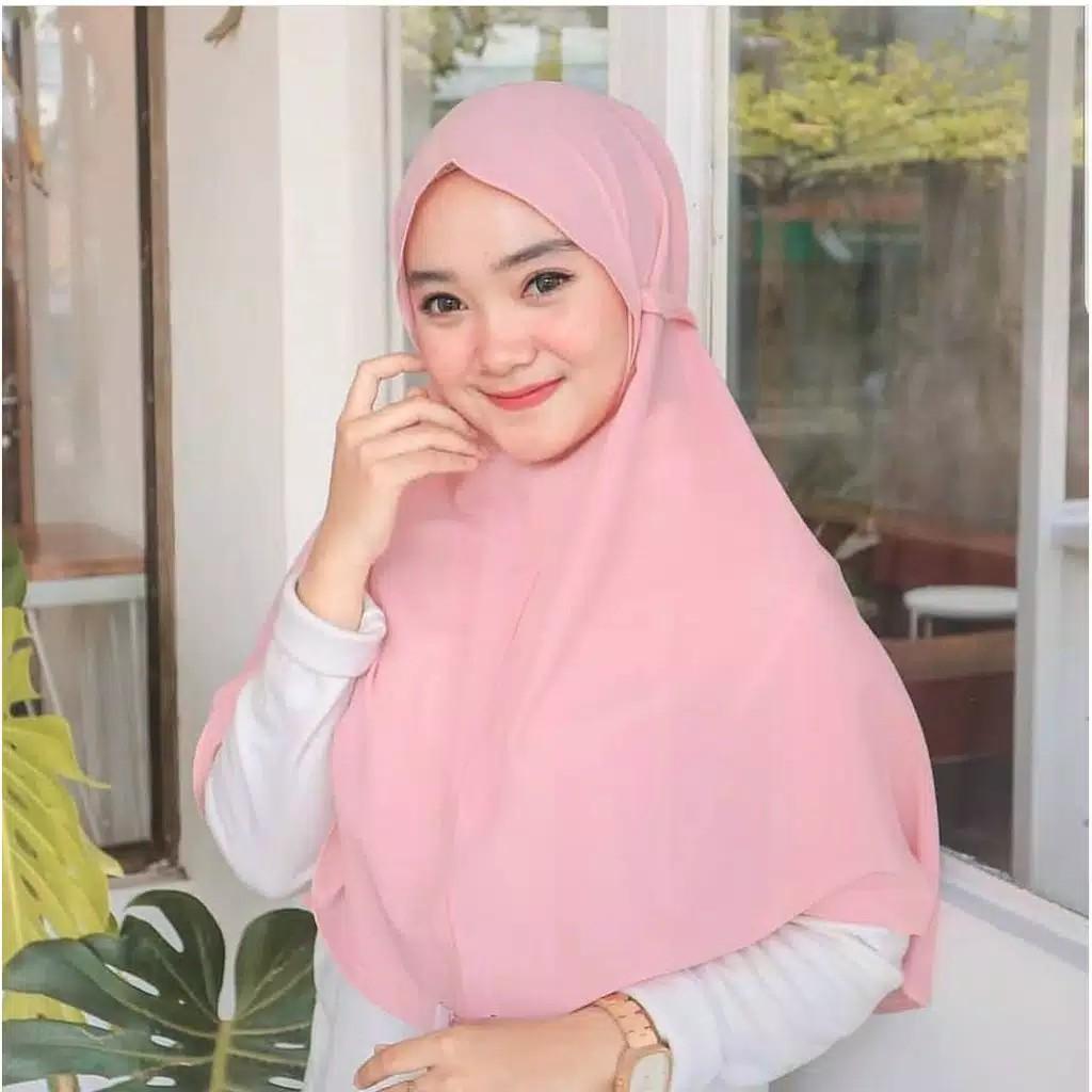 Bukalapak) ciput pet atau ciput topi memiliki bagian moncong seperti topi pada bagian depan. Buy Bergo Maryam 1 Layer Aisyah Hijab Hijab Non Pet Diamond Instant Veil Seetracker Malaysia