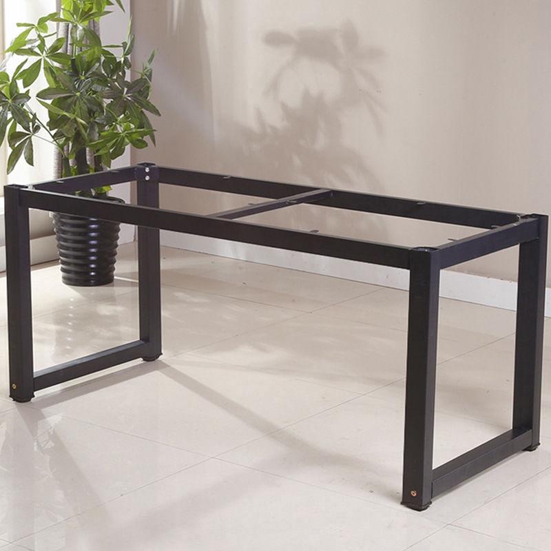 iron table leg table table rack coffee table bar table leg stand meeting office computer scaffold ingres custom table legs