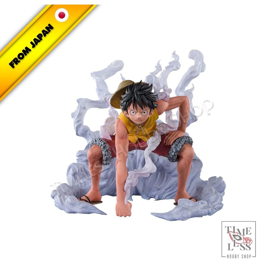 Action figure one piece monkey d. Japan Version One Piece Figuarts Zero Monkey D Luffy Gear 2 Figure Extra Battle Paramount War Ɨ¥ç‰ˆæµ·è´¼çŽ‹çŽ°è´§æ‰‹åŠž Shopee Malaysia