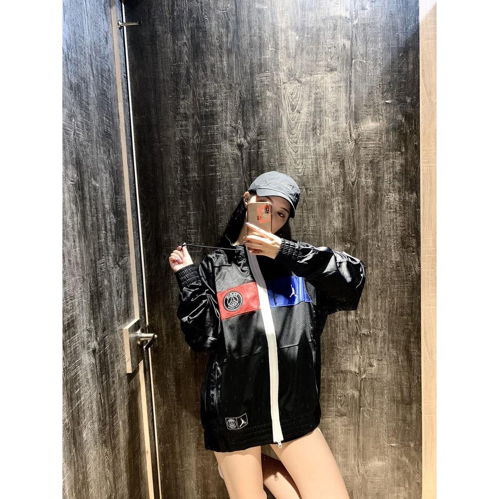 club design jordan psg jacket jacket paris black