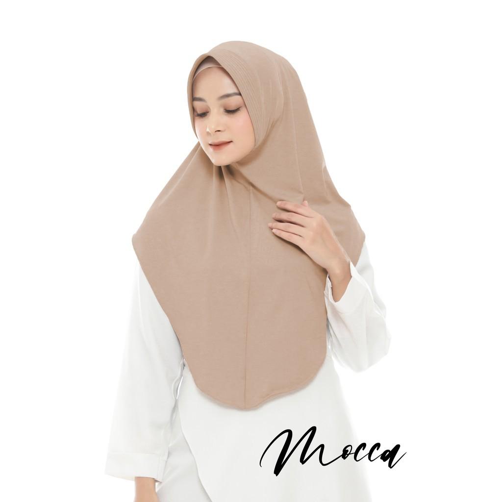 Ukuran sepinggang 130 x 140 cm, tinggi model 168 cm. Buy Hijab Hijab Veil Bergo Jersey Daily Instant Zaida Pet Latest Frz Seetracker Malaysia