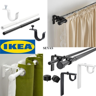 racka curtain rod extension holder for