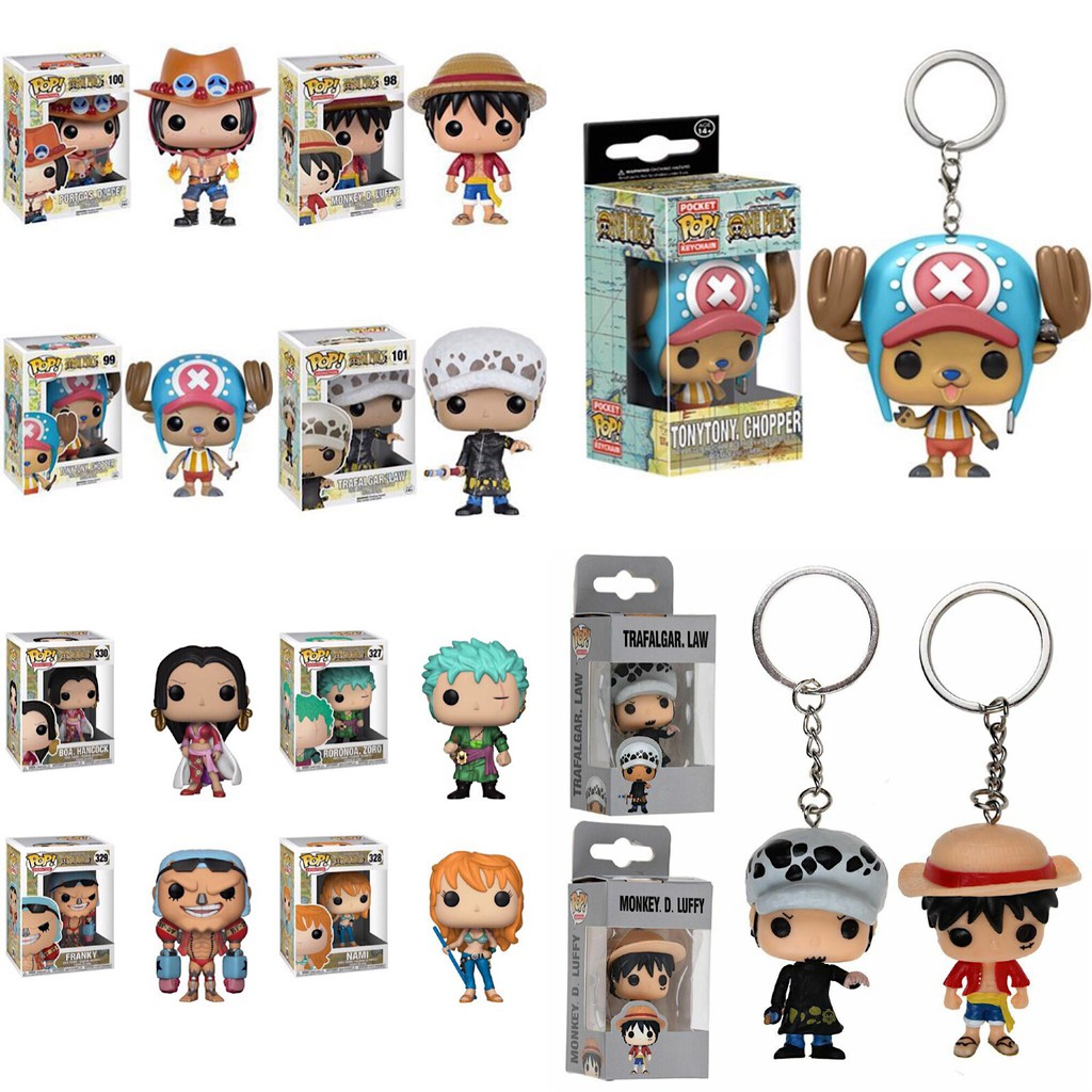 Estimated ship date for thi Funko Pop Luffy One Piece - Funko Pop Harry Potter