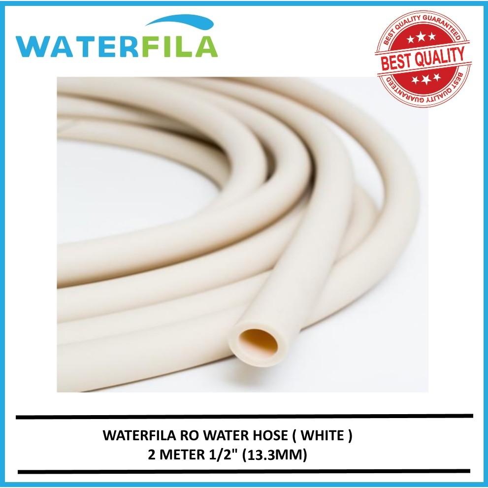 waterfila ro water hose water filter water dispenser 1 2 white hose 2 meter