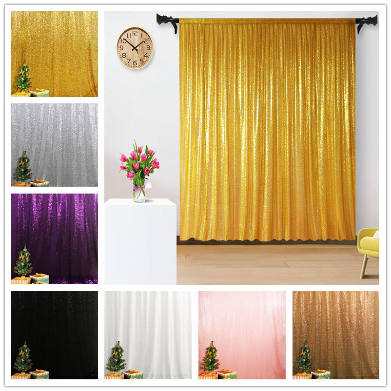 curtain backdrop sequin photo backdrop curtain wedding photo booth photography background