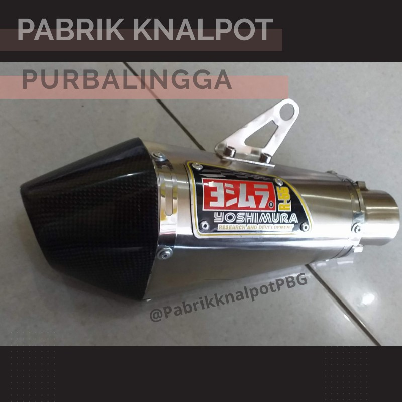 yoshimura r55 cheap racing motorcycle muffler carbon silincer wholesale exhaust factory