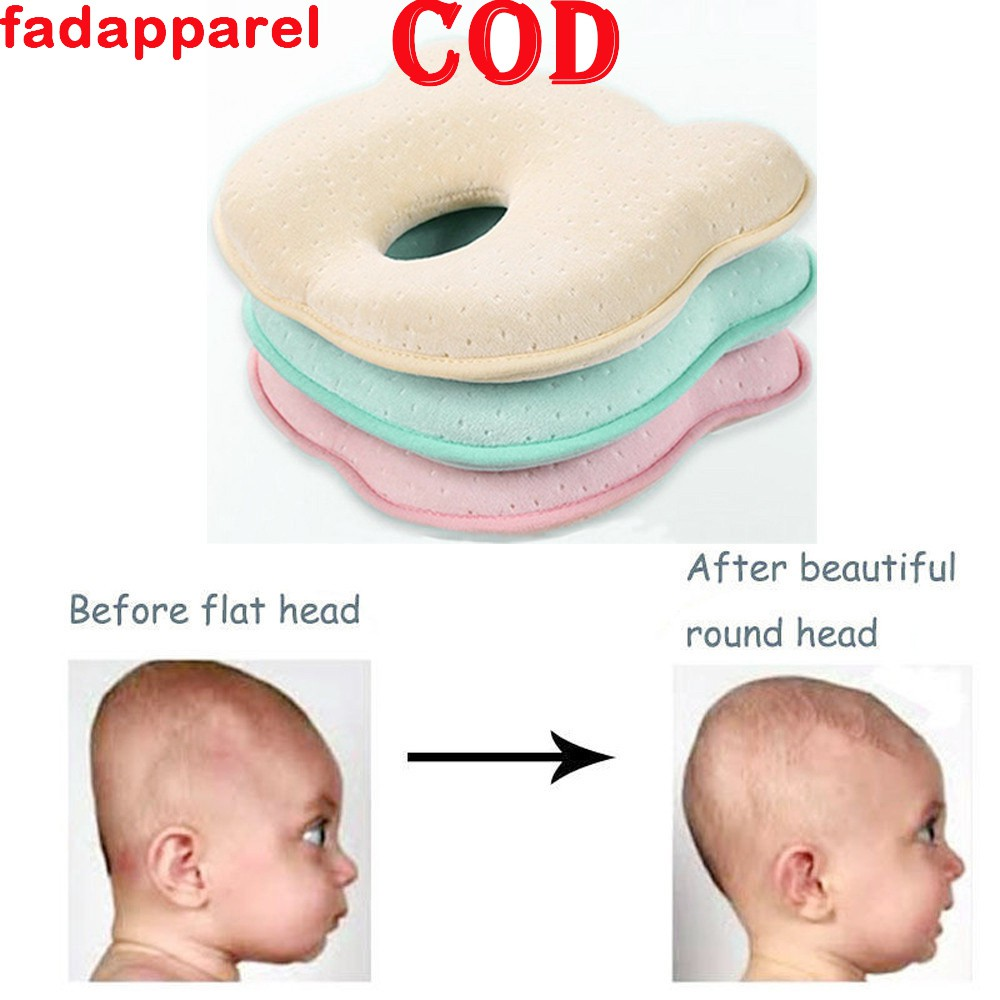cushion for flat baby head online