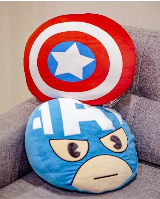 marvel avengers pillow miniso hulk ironman spiderman captain america
