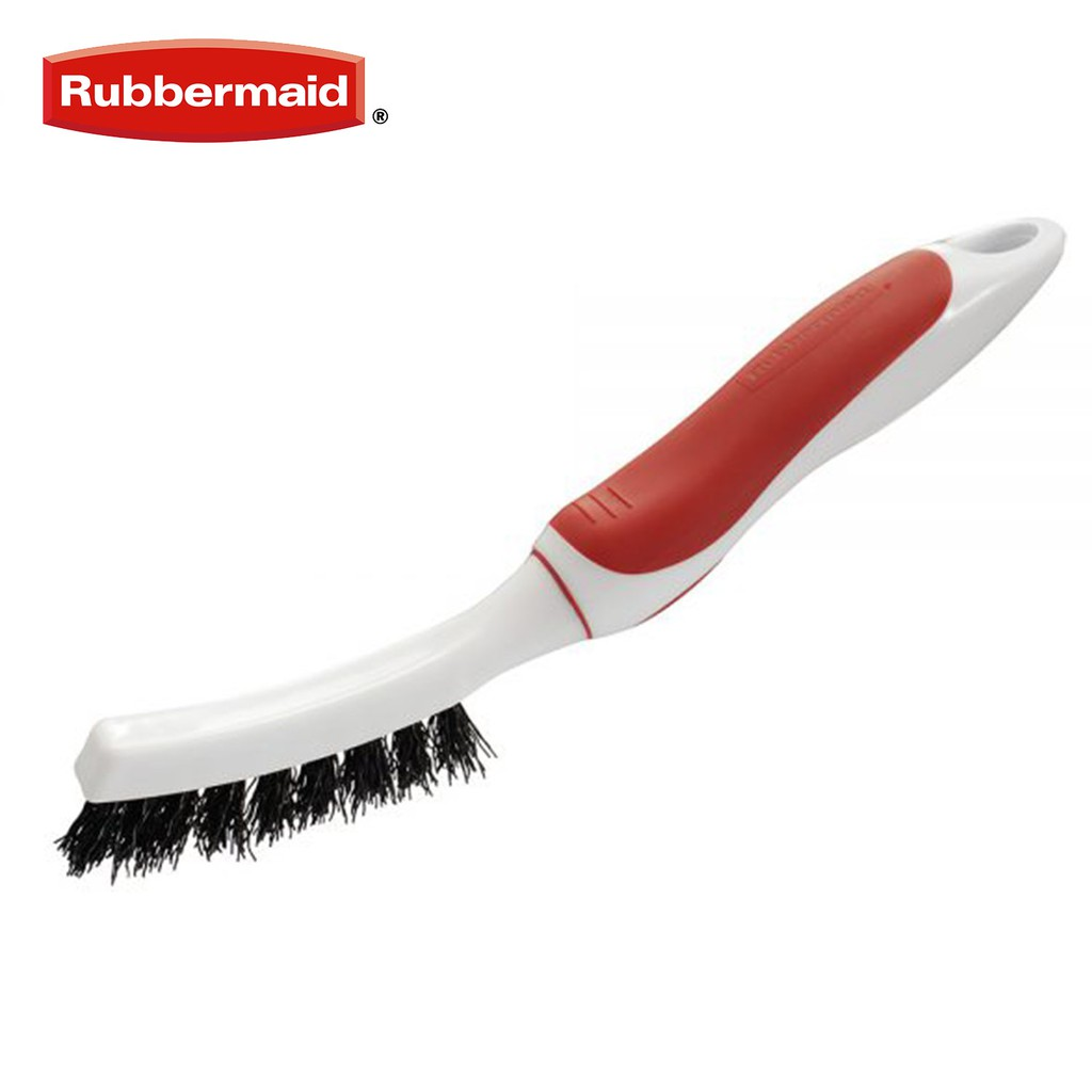 rubbermaid red tile grout brush