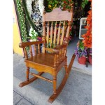 Narra Rocking Chair Shopee Philippines