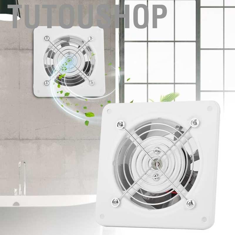 ready stock 4 ventilation extractor exhaust fan blower window wall kitchen bathroom toilet