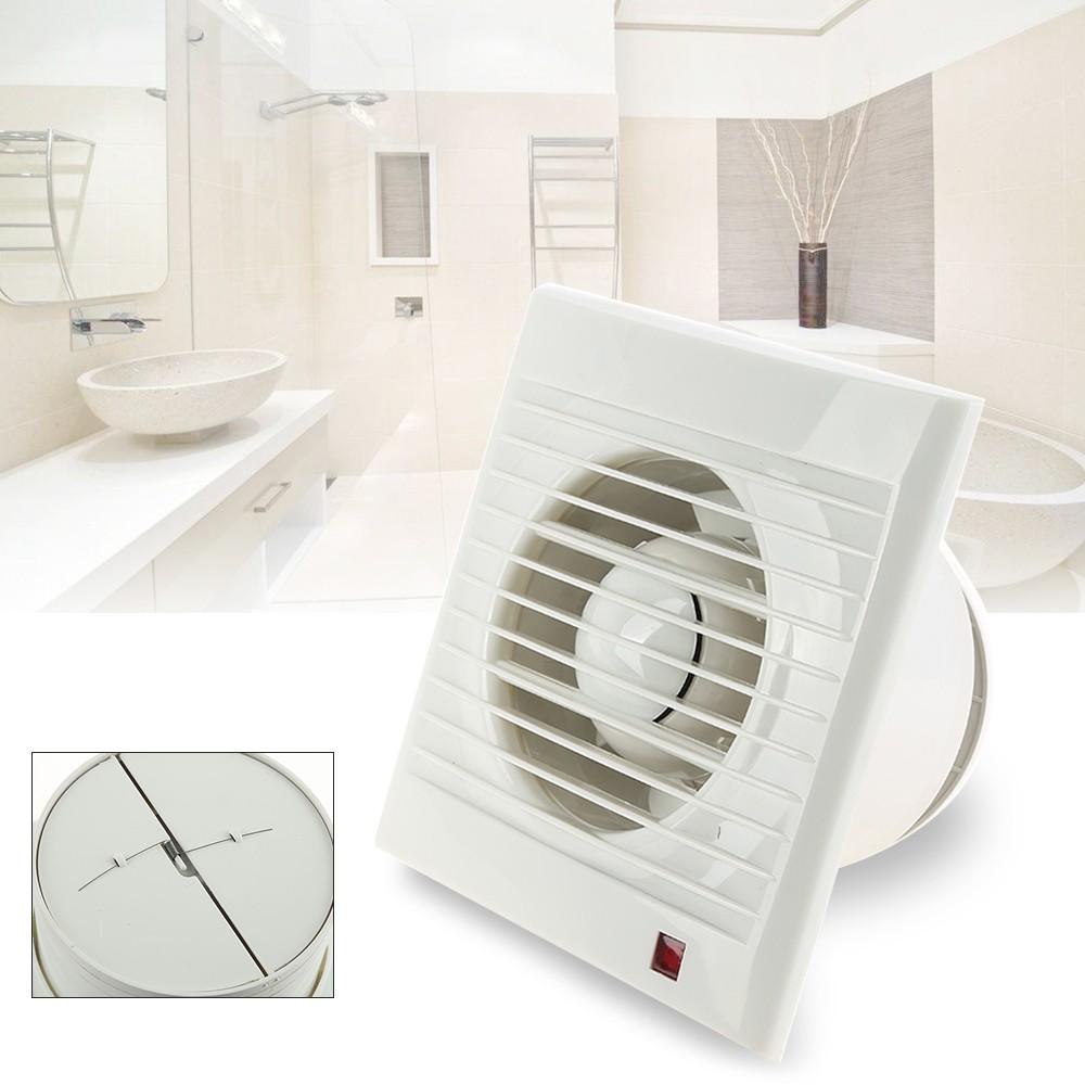 mini wall window exhaust fan bathroom ventilation fans