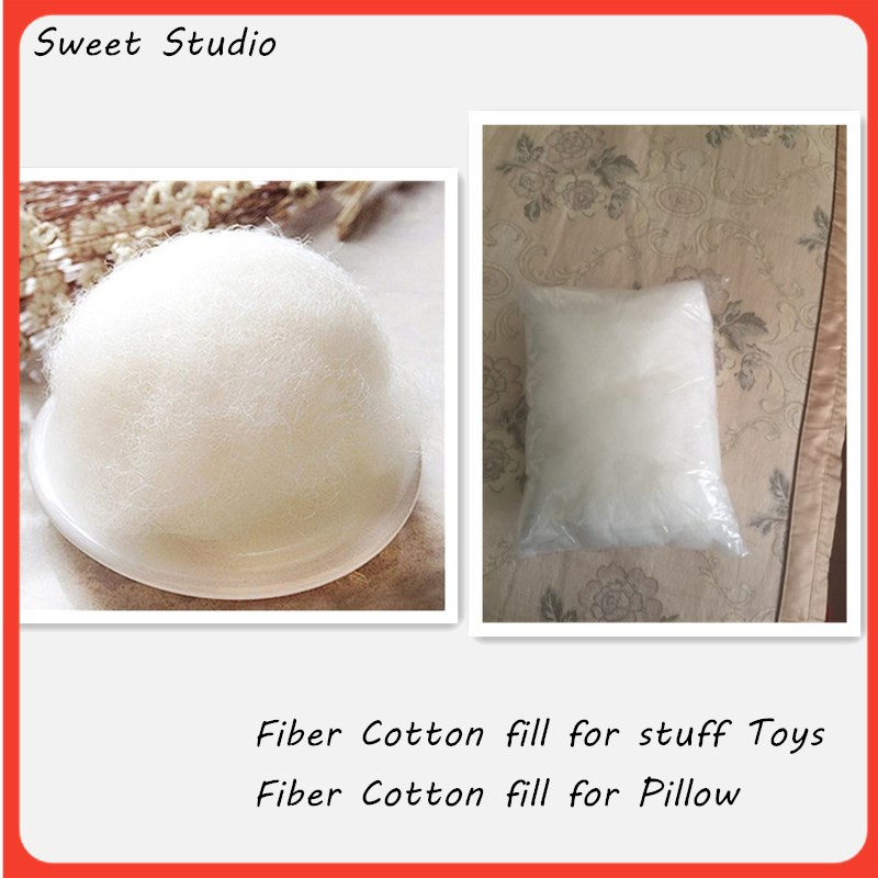 ss cod cotton fiber fill for toy pillow stuffing